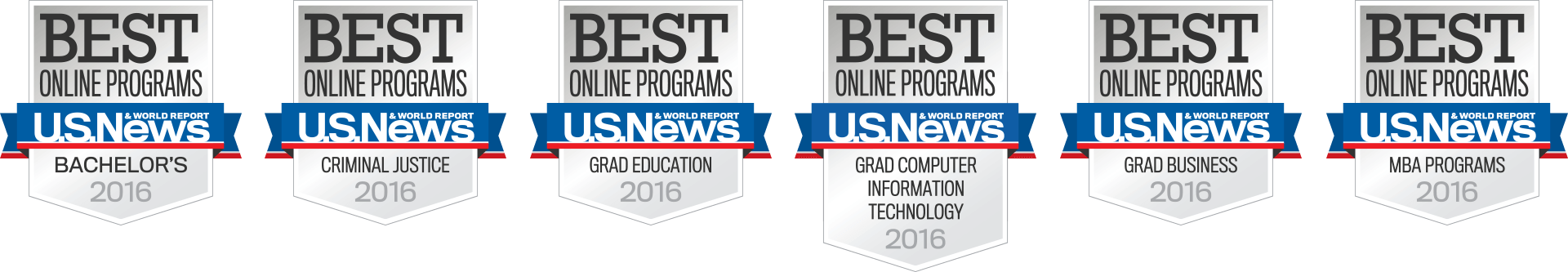 SHSU Online Ranked Highly in Annual US News and World Report Rankings